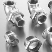 """ECO"" GALVANIZED CAST IRON FITTINGS"
